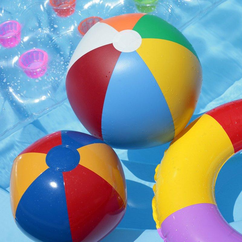 bigstock Summer Toy Background 5314539