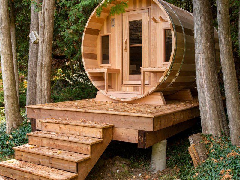 bradford sauna