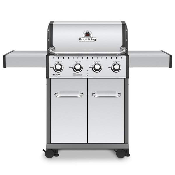 broil king baron s420 pro special edition with stainless steel cooking 2020 propane stainless steel 922514
